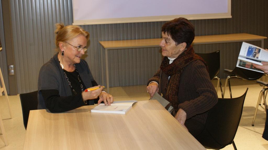 Spotkanie z Ewą Kubasiewicz
