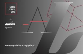 Jesienne spotkania z laureatami Nagrody Literackiej Gdynia 2017
