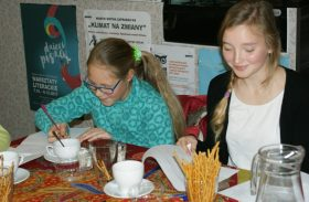Dzieci piszą 3 – warsztaty literackie – zdjęcia