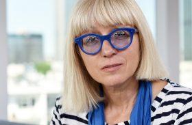 """Spotkanie z Mariną Hulią, współautorką książki """"Recydywista"""" w Cafe Księgarni Vademecum"""