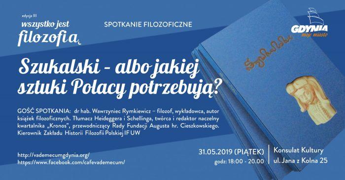 Szukalski – albo jakiej sztuki Polacy potrzebują?-  dr hab. Wawrzyniec Rymkiewicz