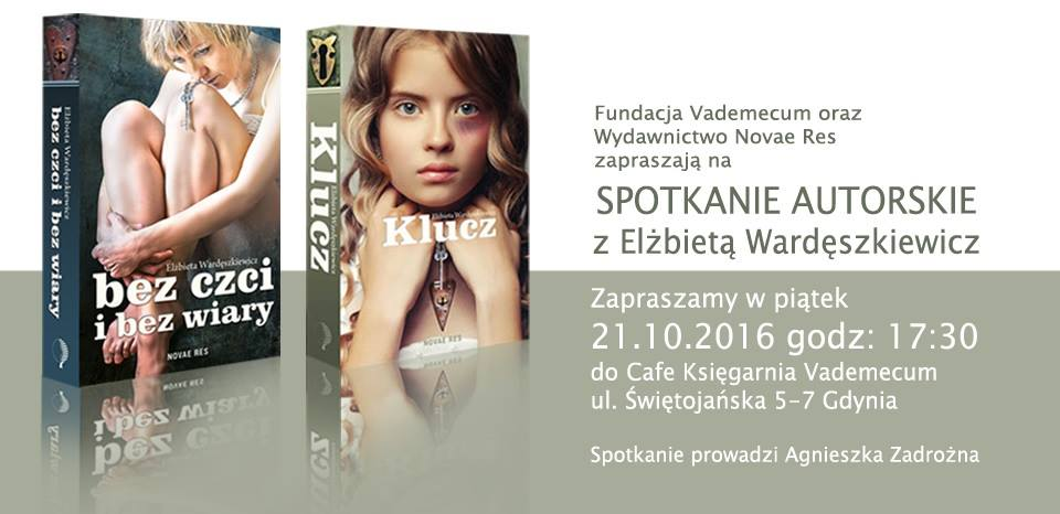 Spotkanie Autorskie z Elżbietą Wardęszkiewicz