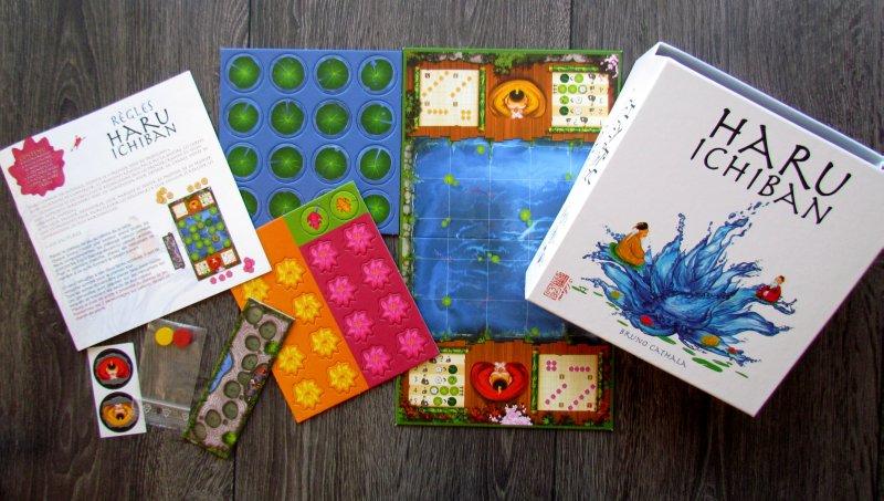 Turniej gry planszowej Haru Ichiban