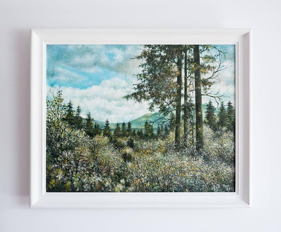Malarstwo olejne – Julian Ryń
