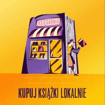 Książka na telefon. Wspieramy lokalne księgarnie.